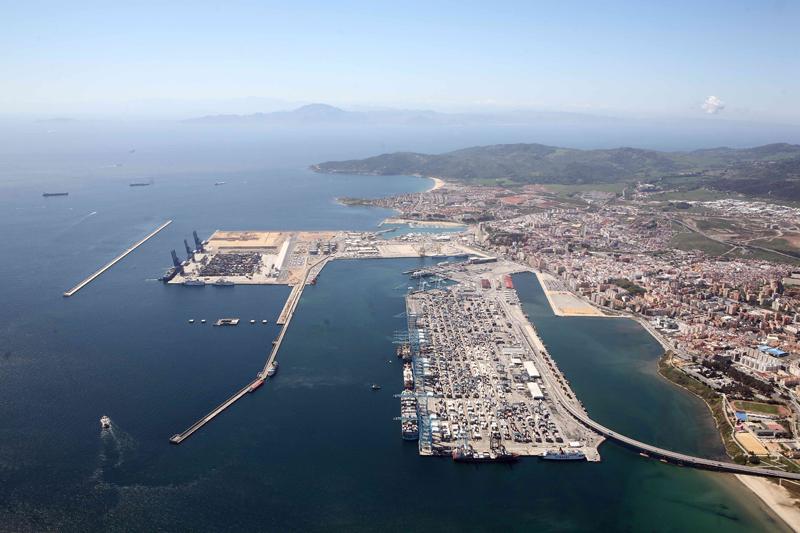 Puerto de algeciras revista gran hotel turismo - Puerto de algeciras hoy ...