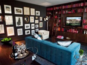 'Guest room' en un asuite de Eventi (Nueva York)
