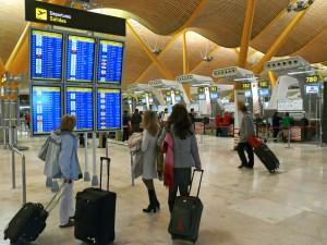 Aeropuerto Adolfo Suárez- Madrid Barajas