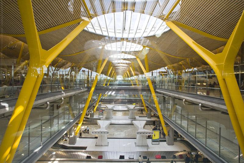 hotel en el aeropuerto de madrid: