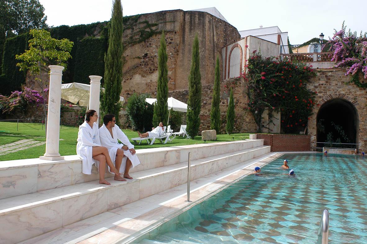 Nace la marca extremadura termal revista gran hotel turismo - Banos termales madrid ...