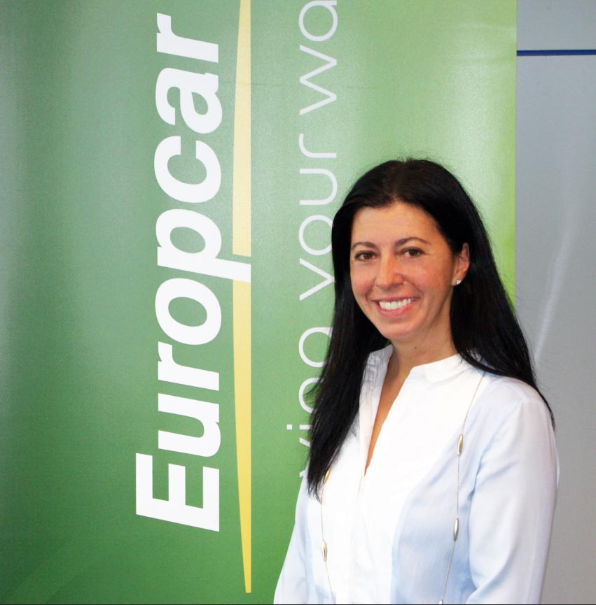 Analia juan nueva directora de revenue capacity for Oficinas europcar madrid