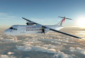 Avion ATR 72 RAM