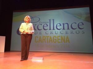 Carmen Bigas, directora comercial de Silversea en España.
