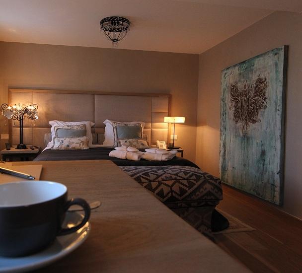 Domus selecta se afianza en el sector de los hoteles for Boutique hotel casa granados