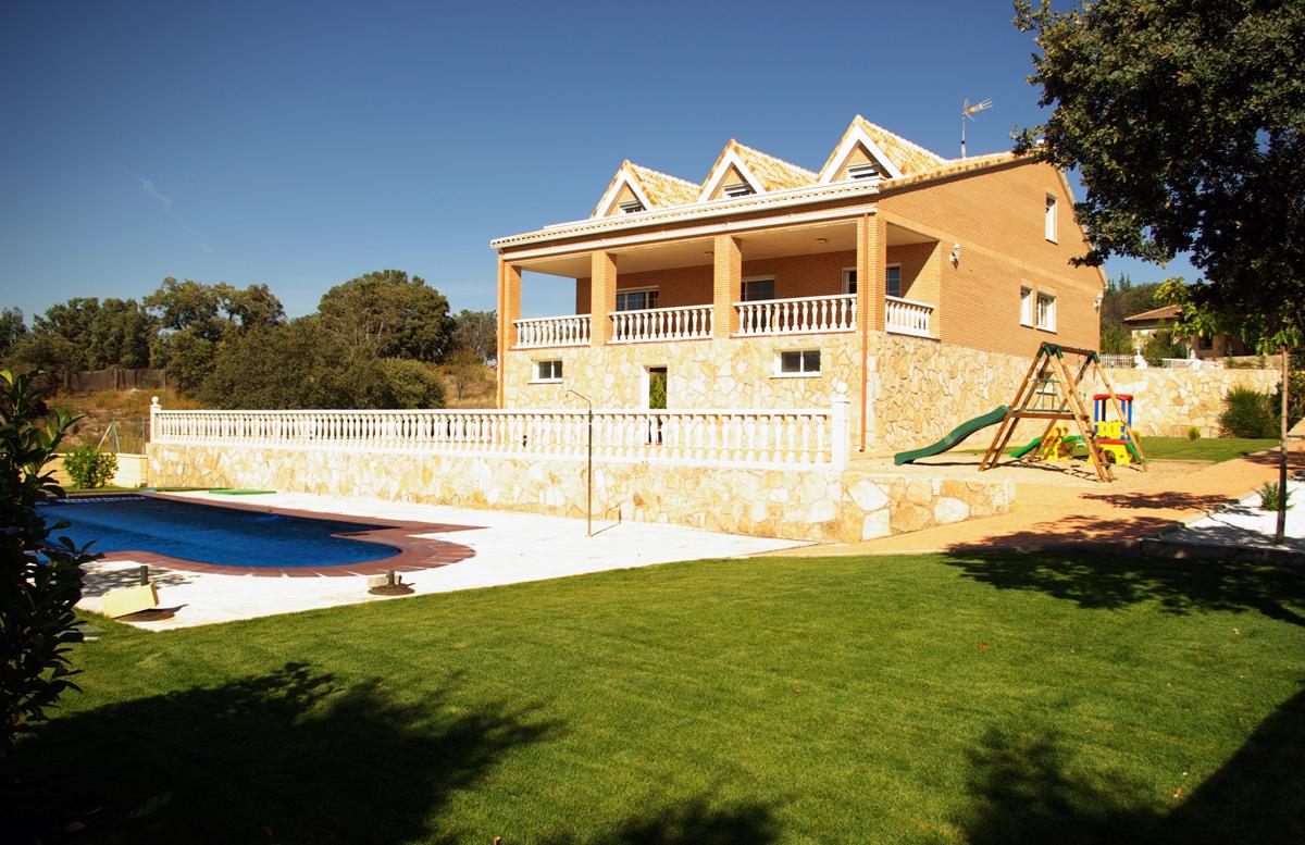 El alquiler vacacional aumenta un 11 en espa a en enero for Alquiler vacacional de casas con piscina en sevilla