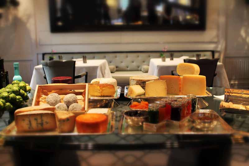 Desayunos personalizados en el hotel villa magna de madrid - Hotel villamagna en madrid ...