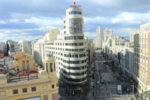 Gran Vía de Madrid. Foto cedida por Expedia