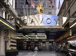 Hotel Savoy de Londres, perteneciente a Fairmont