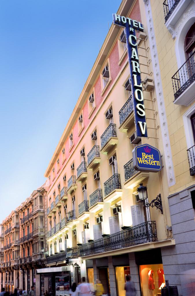 Best western lidera el 39 ranking 39 mundial de cadenas por n mero de hoteles revista gran hotel - Oficinas western union madrid ...