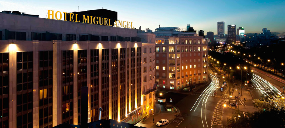 Miguel Angel Hotel And Spa Madrid