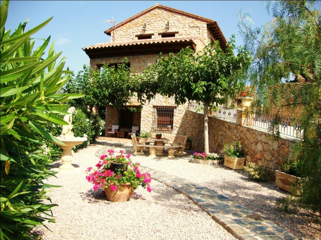 Las casas rurales de la comunidad valenciana al 19 de for Casas rurales con piscina comunidad valenciana