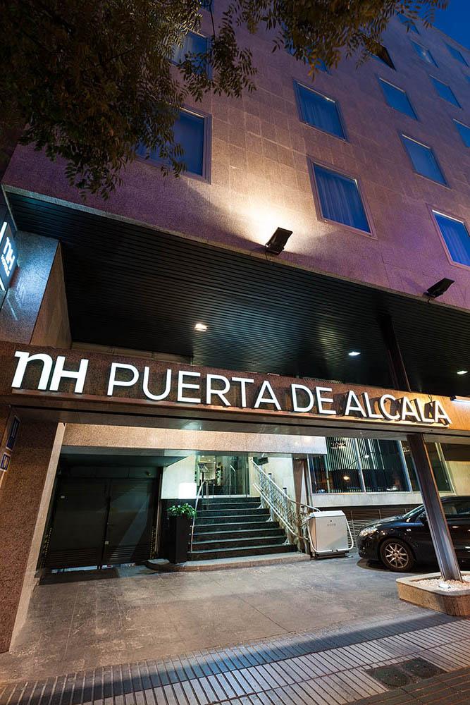 El nh alcal pasa a llamarse nh puerta de alcal revista gran hotel turismo - Hotel puerta de alcala ...