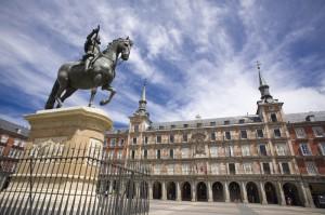 Plaza Mayor (Madrid)-©Paolo Giocoso-Madrid Destino. Madrid es uno de los destinos más buscados