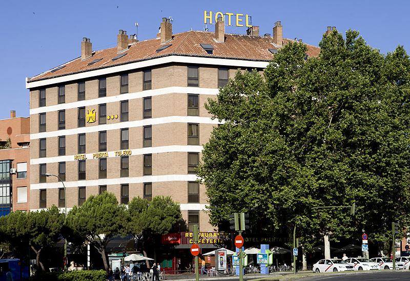 El hotel puerta de toledo de madrid ampl a su n mero de for Shoko puerta de toledo