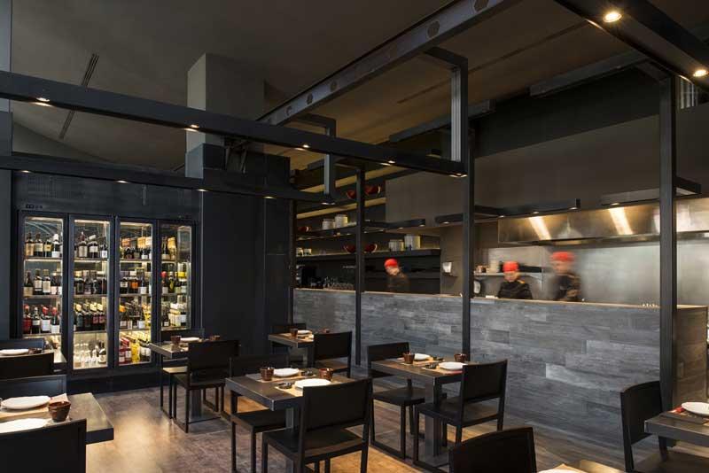 Abre el restaurante japon s umo en el hotel catalonia - Restaurante umo barcelona ...
