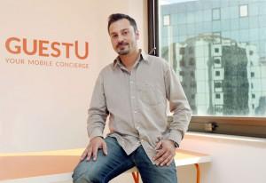 Rui Rebelo, vicepresidente de Marketing de GuestU