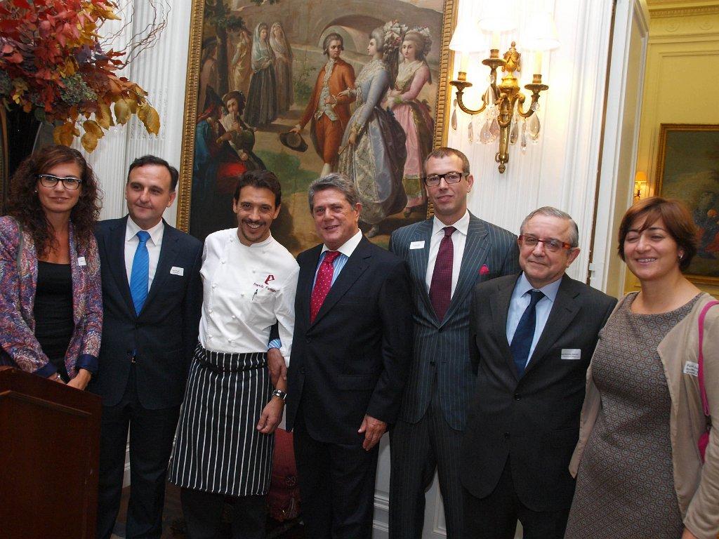 La gastronom a espa ola conquista londres de la mano de for Oficina turismo londres en madrid