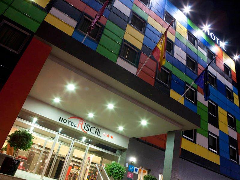 Sercotel incorpora el hotel riscal de puerto lumbreras revista gran hotel turismo - Hotel en puerto lumbreras ...