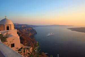 Siler Spirit en las Islas Griegas