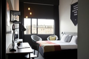 the student hotel abre en msterdam su buque insignia revista gran hotel turismo. Black Bedroom Furniture Sets. Home Design Ideas