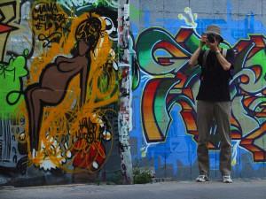Turista en Barcelona. www.sxc.hu