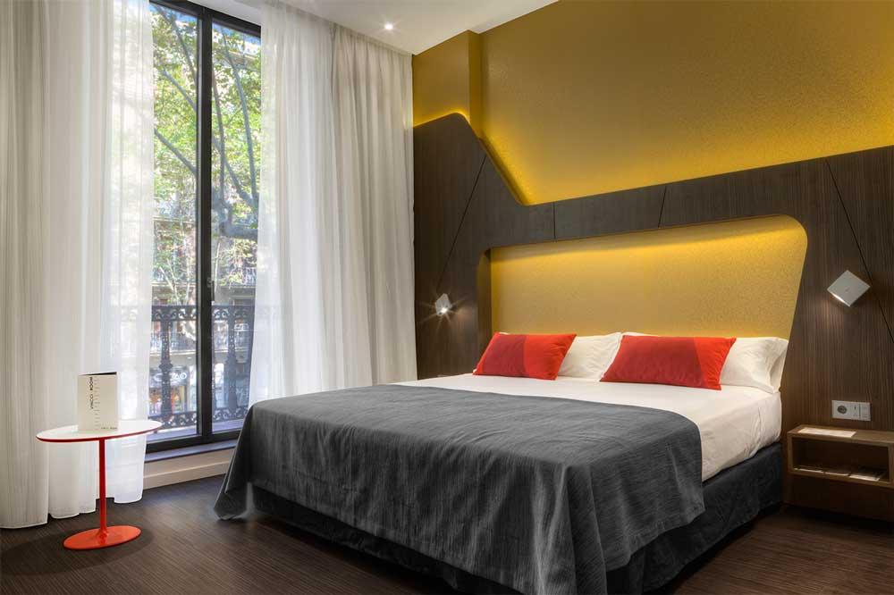 Vincci inaugura su tercer hotel en barcelona revista gran hotel turismo - Hoteles vincci barcelona ...
