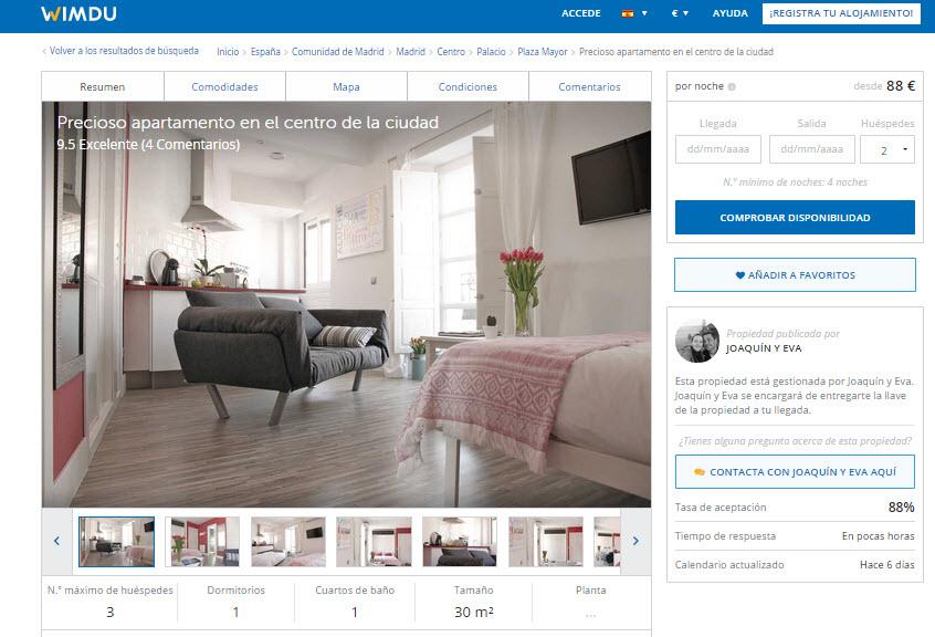El turismo de alquiler aumenta un 130 esta semana santa for Alquiler de apartamentos en sevilla para semana santa