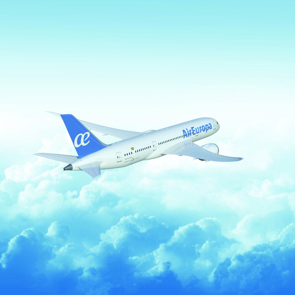 air europa y air serbia firman un acuerdo de c243digo