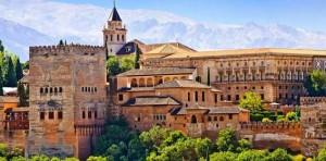 Granada. Cedida por Weekendesk
