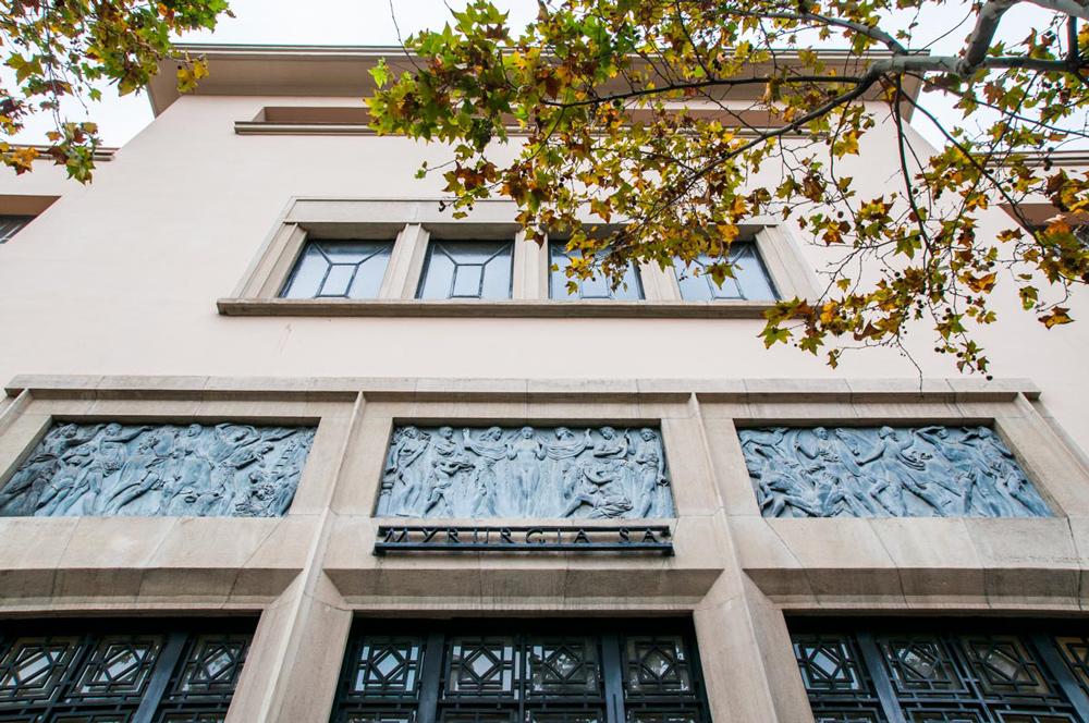 Grupo hotusa cambia de sede corporativa revista gran for Hotusa oficinas centrales