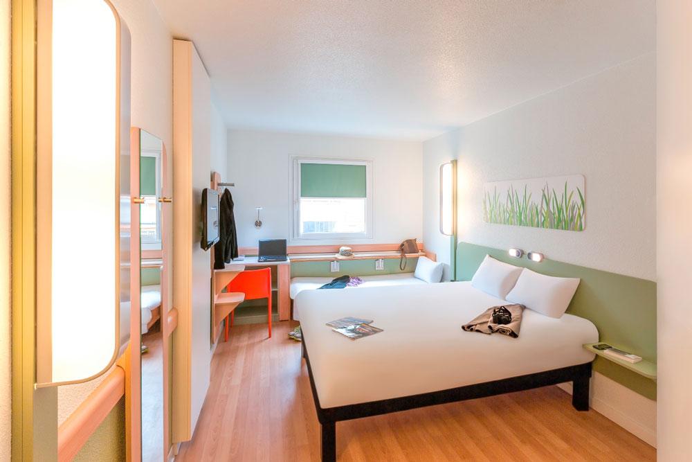 Ibis budget crece en espa a con la apertura de hoteles en - Hoteles de diseno espana ...