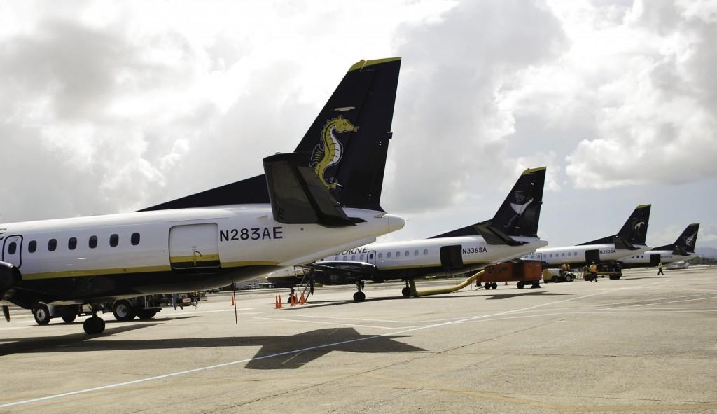 Air europa ficha a seaborne para volar entre dominicana y puerto rico revista gran hotel turismo - Volar a puerto rico ...