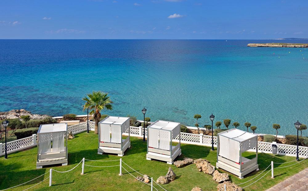 hotel sol menorca: