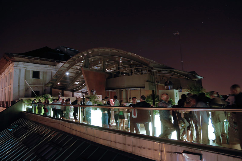 La Terraza Del Urban Inaugura La Temporada De Verano
